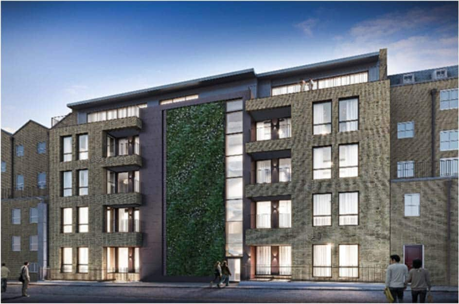 Keylon secure high end residential scheme in Marylebone…