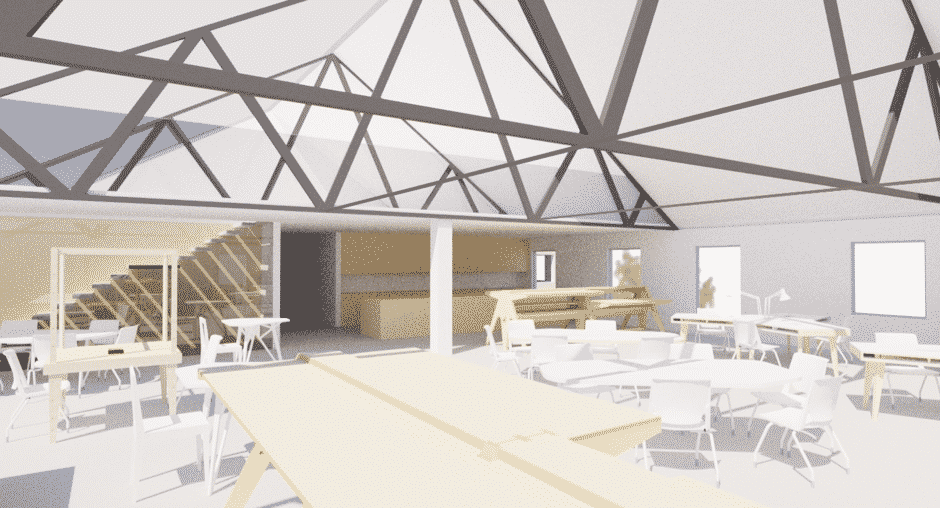 Keylon Interiors starts ADA College fit out in North London